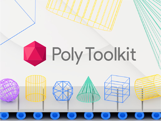 Poly Toolkit