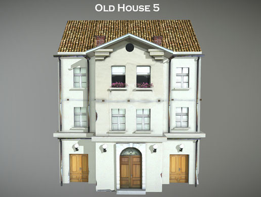 Old House 5