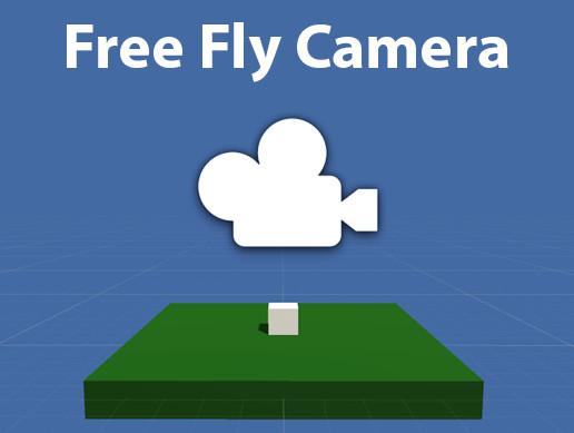 Free Fly Camera