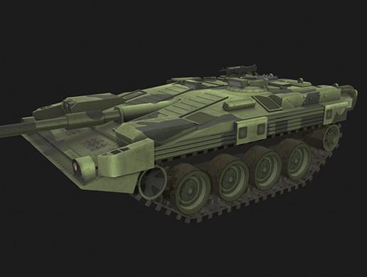 Tank Strf 90