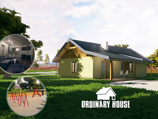 Ordinary house