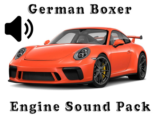Boxer German - Engine Sound Pack