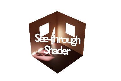 See-through Shader
