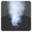 White Smoke Particle System