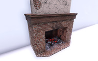 House Structure - Fireplace