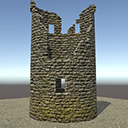 Ruined Tower Free