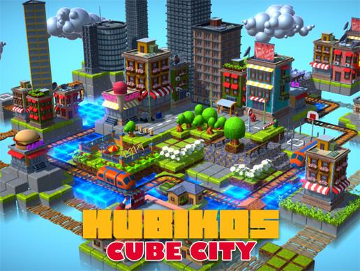 KUBIKOS - 3D Cube City