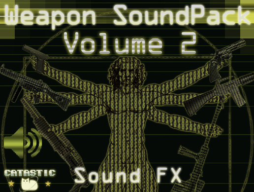 Weapon Sound Pack - Volume 2