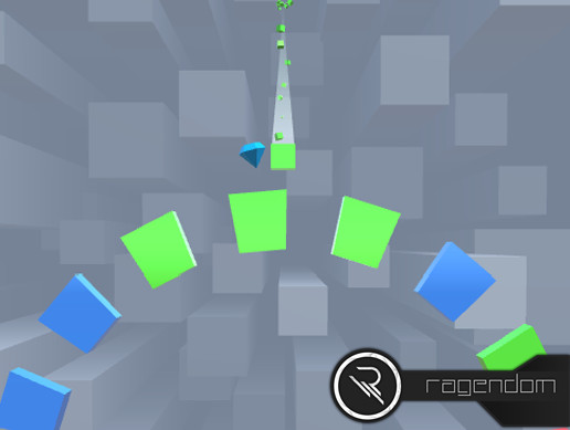 Color Bounce - Complete Game