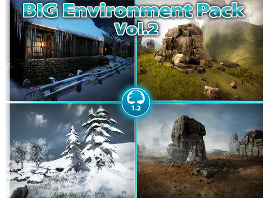 BIG Environment Pack Vol.2