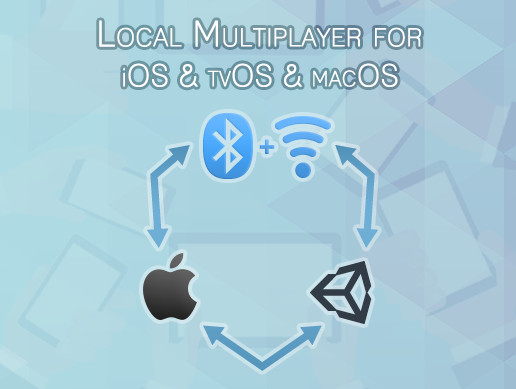 Local Multiplayer for iOS/tvOS/macOS (Indie)