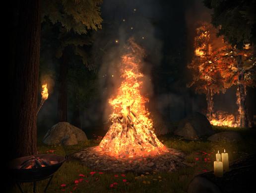 Ian's Fire Pack