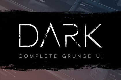 Dark - Complete Horror UI