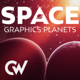 Planet Pack - Space Graphics Toolkit