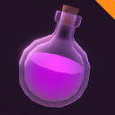 Potions with Liquid Simulation