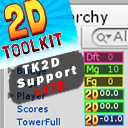 2D ToolKit layering highlighter (Complete version)