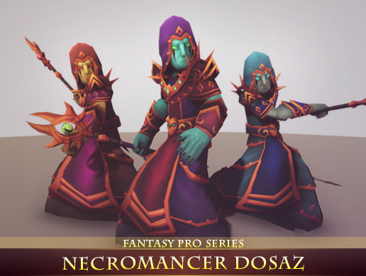 Necromancer Dosaz