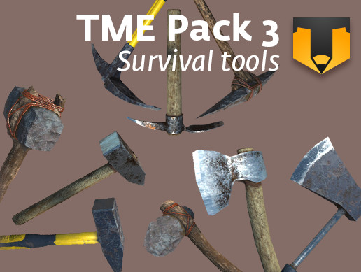 TME Pack 03: Survival Tools