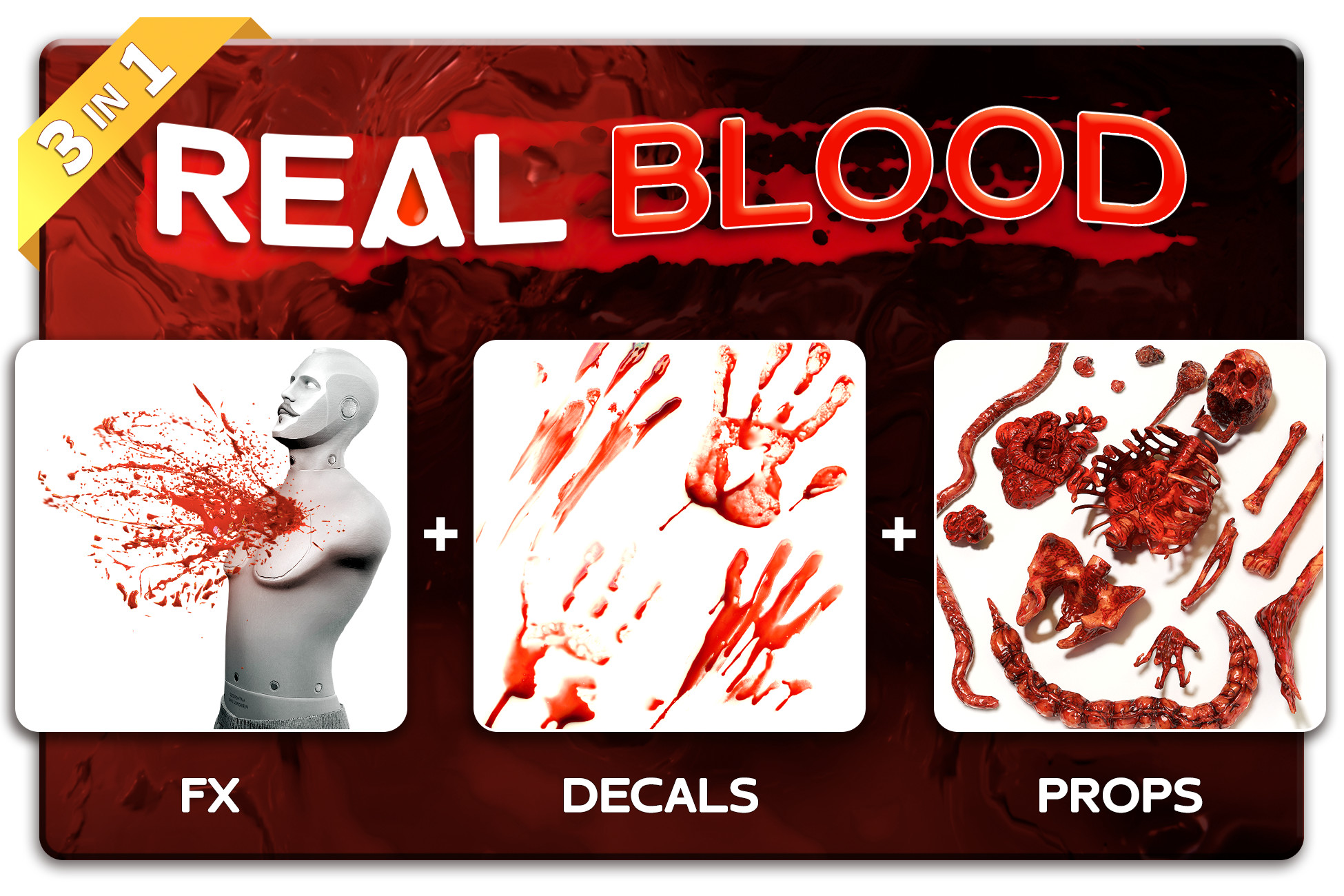 Real Blood