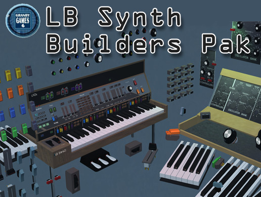 Logic Blox Synthesizer Builder