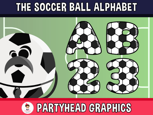 The Soccer Ball Alphabet