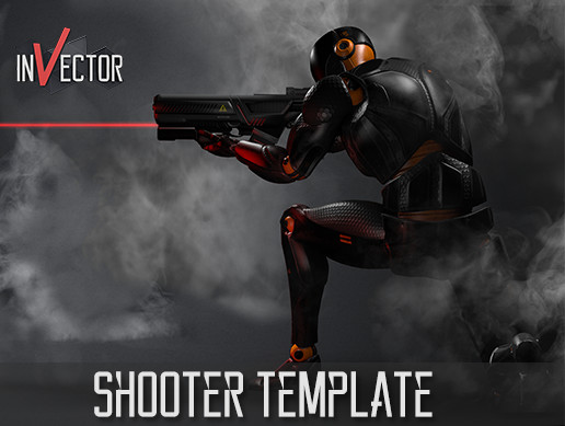 Third Person Controller - Shooter Template - Asset Store