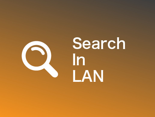 Search In LAN