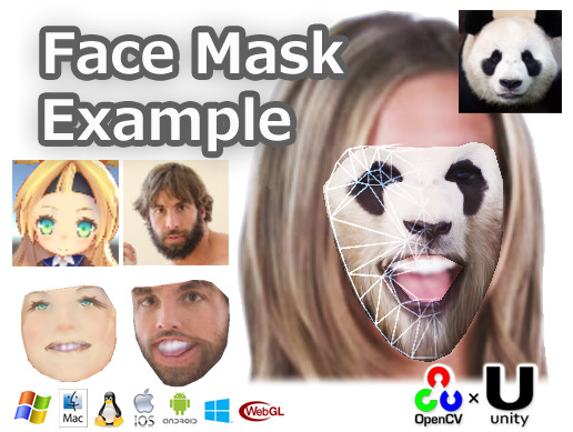 FaceMask Example