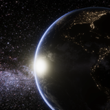 Planet Shader Graph URP