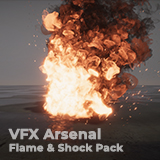 VFX Arsenal - Flame and Shock