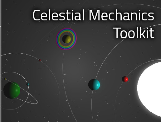 Celestial Mechanics Toolkit - Asset Store