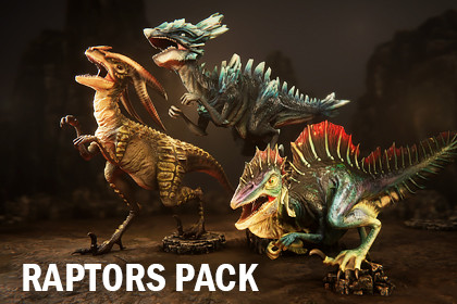 Raptors Pack