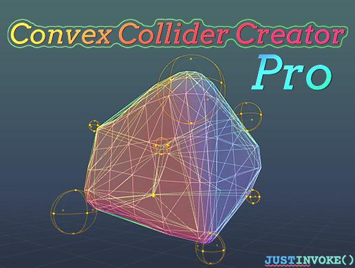 Convex Collider Creator Pro
