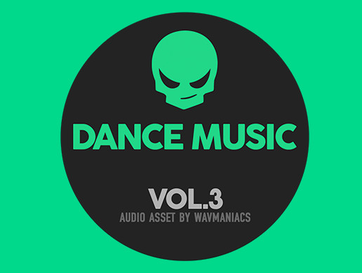 Dance Music Vol.3 - Video Game Music