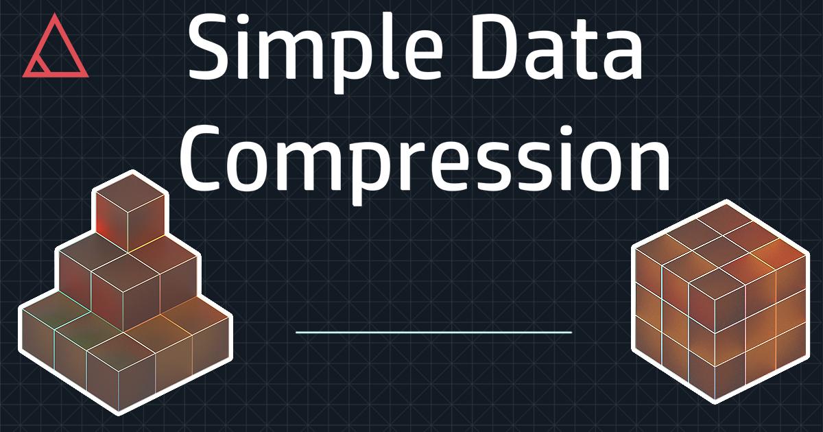 Simple Data Compression