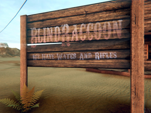 Blindraccoon - Westen Town [Modular]