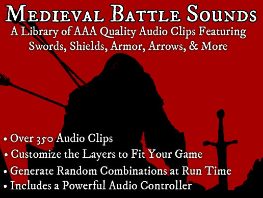 Medieval Battle Sounds Library