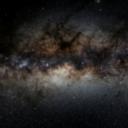Milky Way Skybox