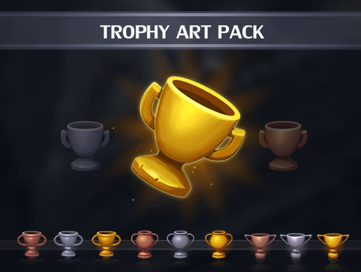 Trophy Art Pack