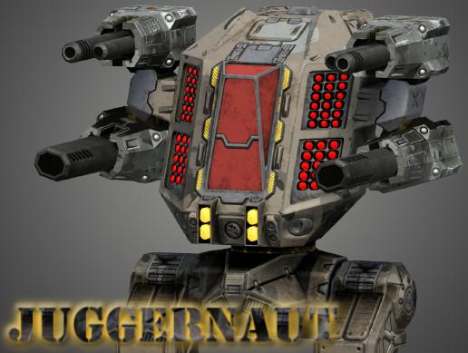 Juggernaut - Battle Mech