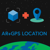 AR + GPS Location