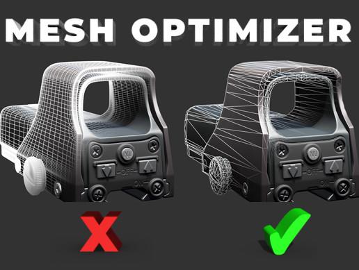 Mesh Optimizer