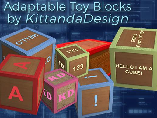 Adaptable Toy Blocks