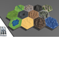 Hexlands - Set 1