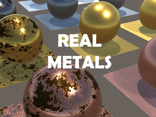 Real-World Accurate Metals