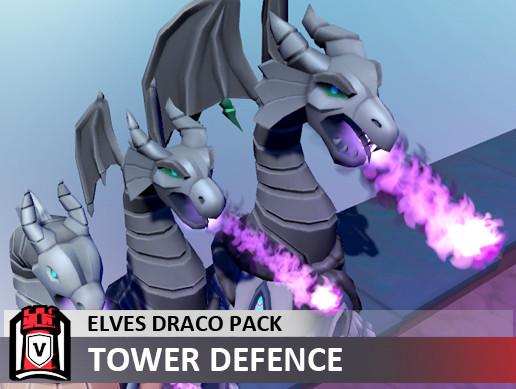 Elves Draco Pack