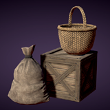 Medieval series: Containers