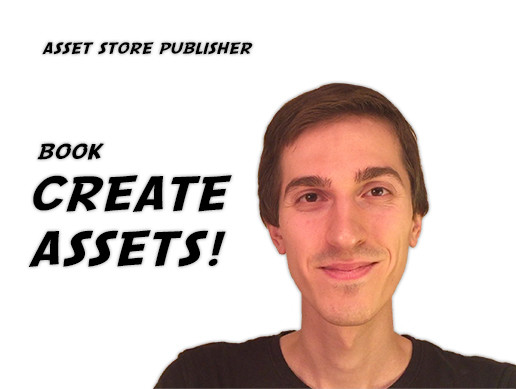 Asset Store Publisher: How to Create & Sell Unity Assets? (Book; Manual)
