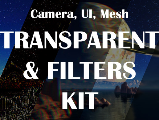 Filter&Transparent Kit Pro