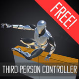Third Person Controller - Basic Locomotion FREE